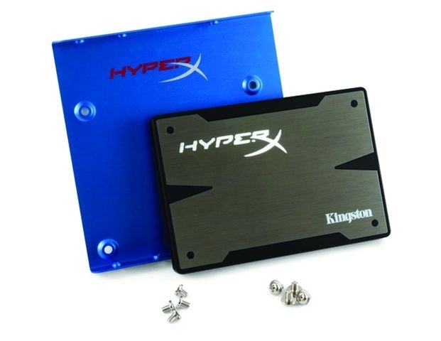 SSD disk Kingston 240GB, HyperX 3K SATA 3 2.5