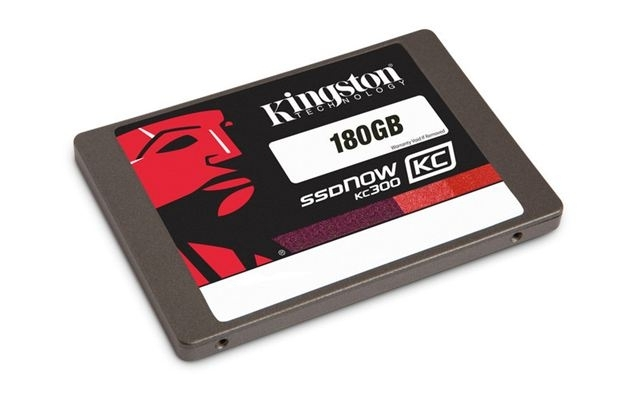 SSD disk Kingston 180GB, SSDNow KC300 SATA 3 2.5